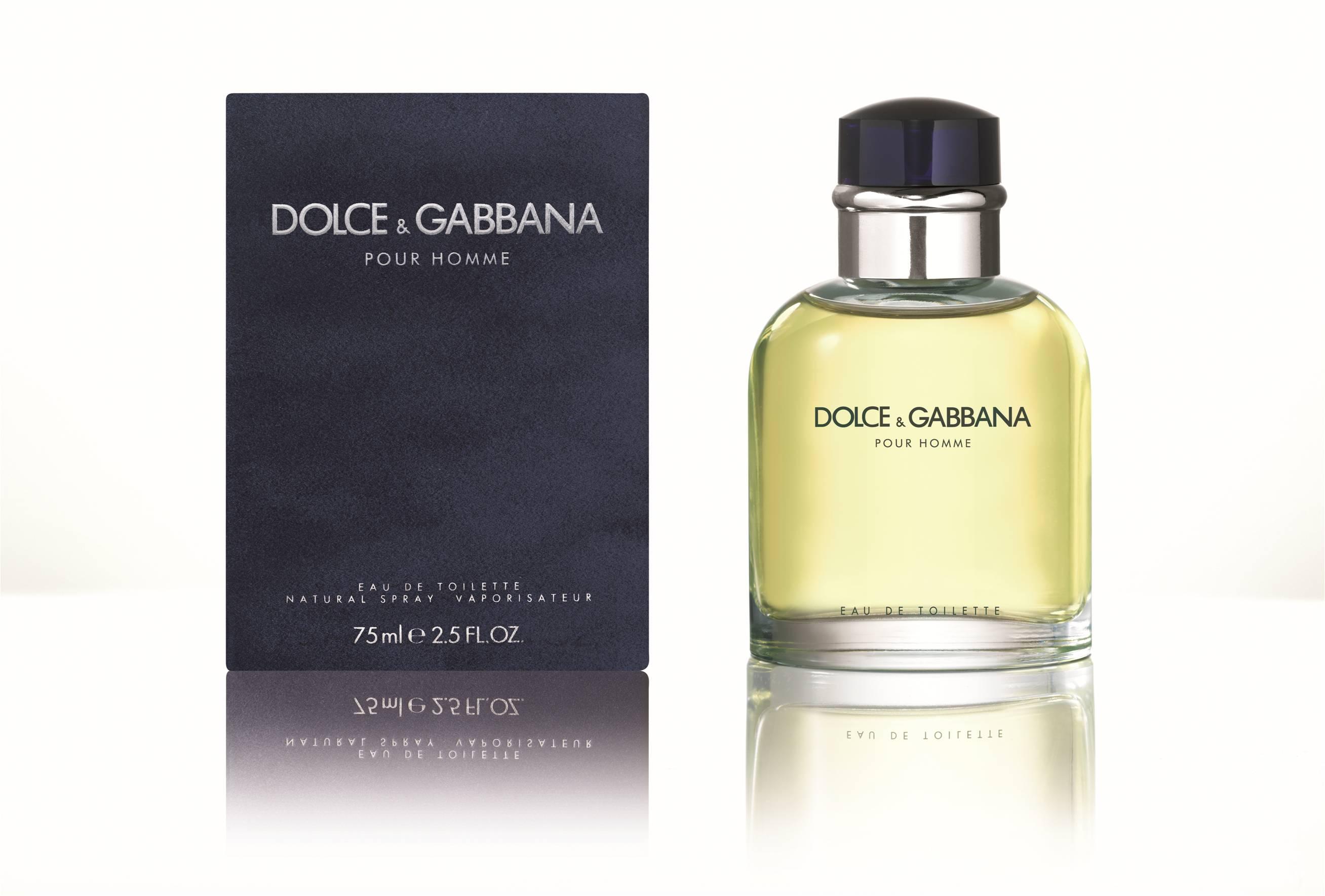Купить DOLCE&GABBANA Вода туалетная мужская Dolce&Gabbana Dg Pour Homme 75 мл
