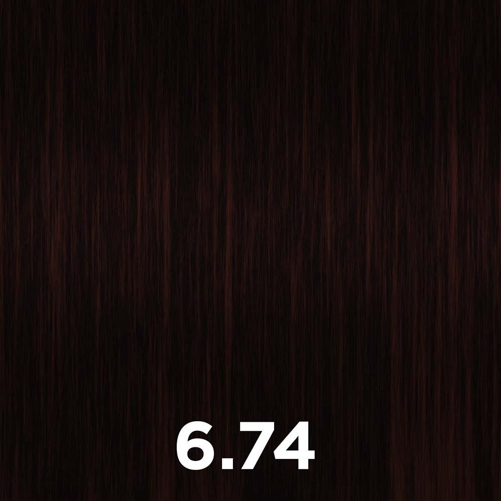 CUTRIN 6.74 краситель безаммиачный для волос, какао / AURORA 60 мл фото