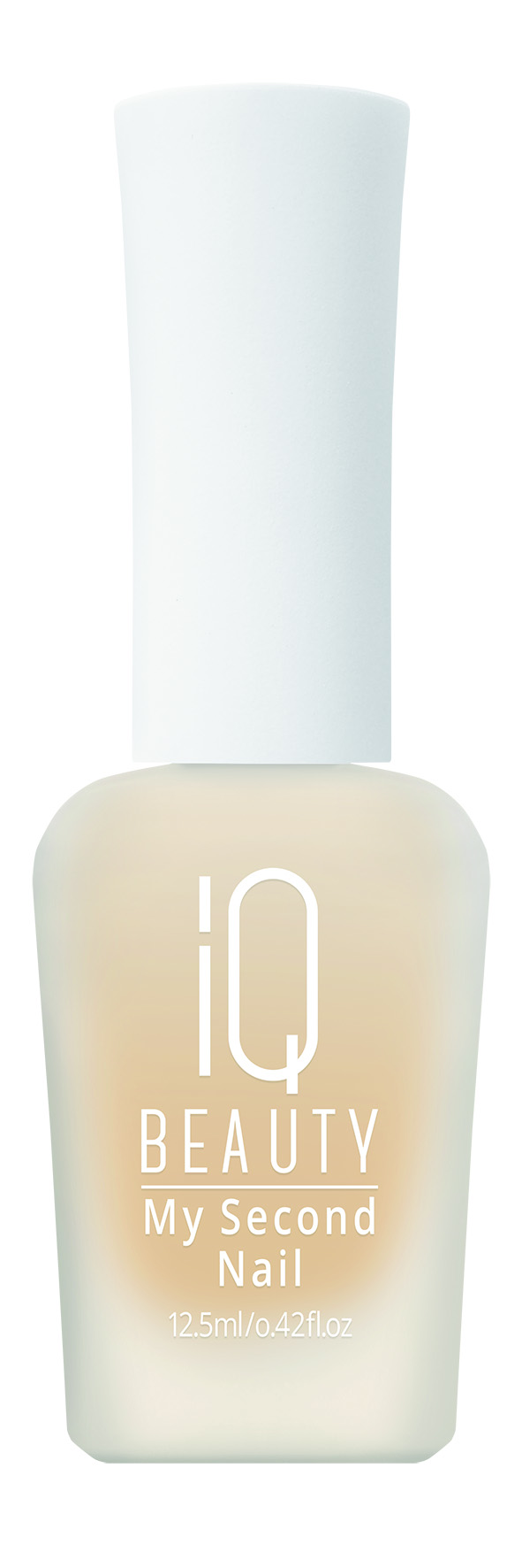 IQ BEAUTY Препарат для утолщения ногтей на основе жемчуга /My Second Nail 12,5мл