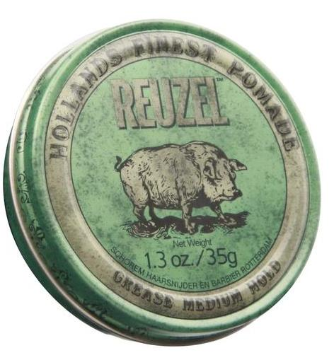 REUZEL Помада зеленая на петролатумной основе / Piglet 35 г