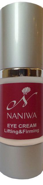NANIWA Крем для глаз, омоложение, разглаживание морщин + лифтинг (профессиональная упаковка с нанокапсулами) / Lifting  Firming 30гр