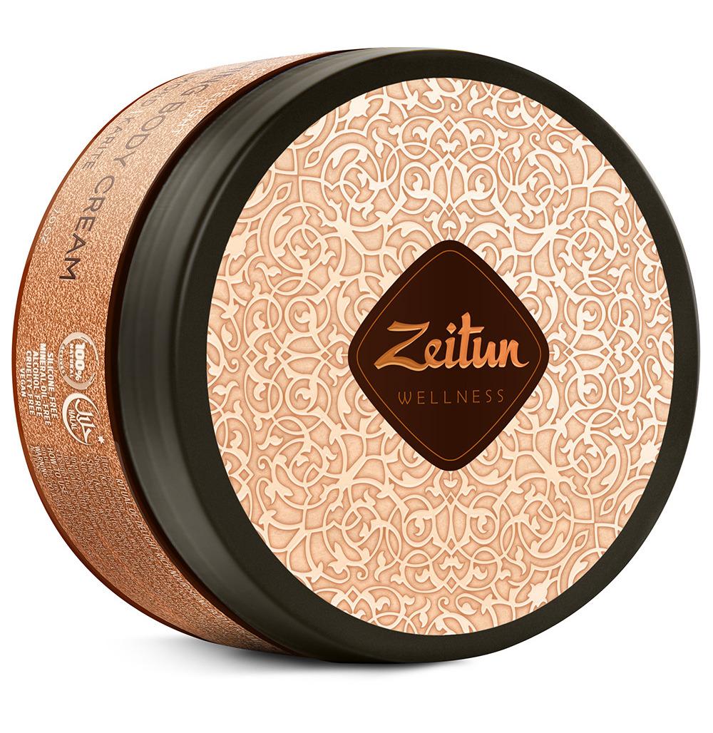 Купить ZEITUN Крем насыщенный питательный для тела Ритуал наслаждения / Delight 200 мл