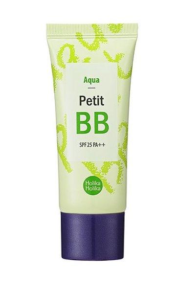 HOLIKA HOLIKA ББ крем для лица Петит ББ Аква SPF25 PA++ / Petit BB Aqua 30мл