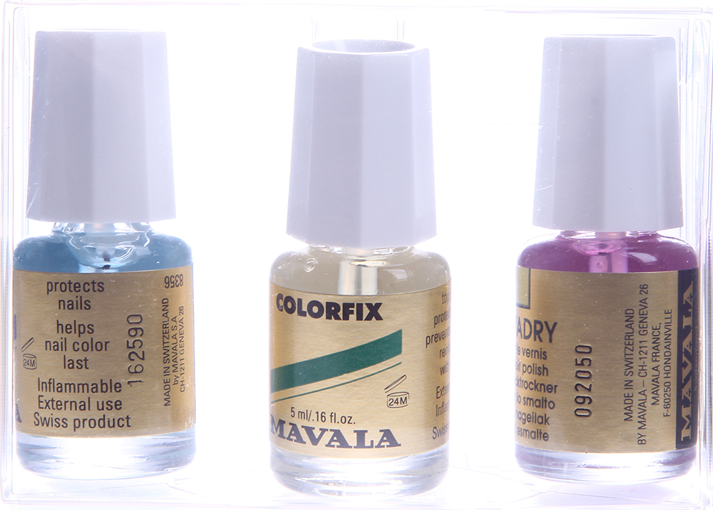 "MAVALA ����� ""�������� 3"" / 1,2,3 Manicure A 3*5��"
