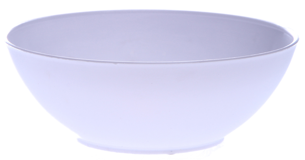 RFbeauty Лоток круглый белый 7см ( №853 )
