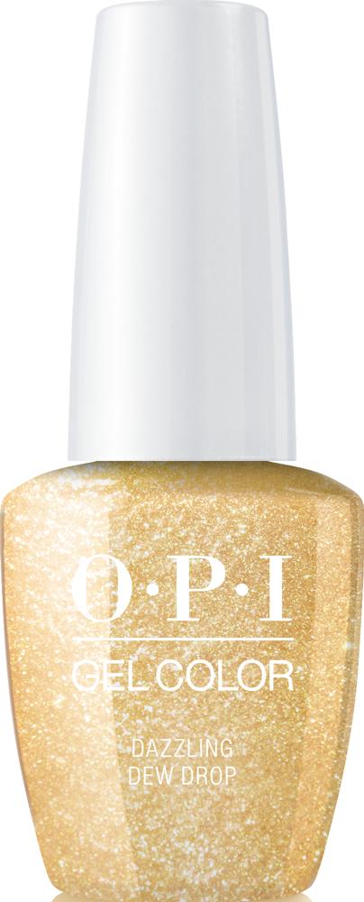 OPI Гель-лак для ногтей / Dazzling Dew Drop GELCOLOR 15 мл
