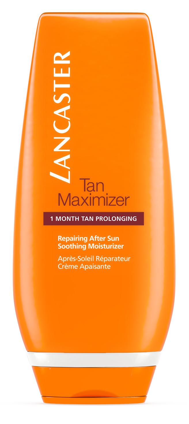 LANCASTER Крем успокаивающий увлажняющий для лица и тела / After Sun Tan Maximizer 125 мл