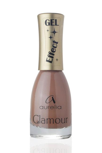 AURELIA 01ge лак для ногтей / GLAMOUR GEL effect 13 мл aurelia 02g лак для ногтей glamour 13мл