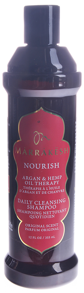 MARRAKESH Шампунь увлажняющий Original / Marrakesh Shampoo Original 355 мл
