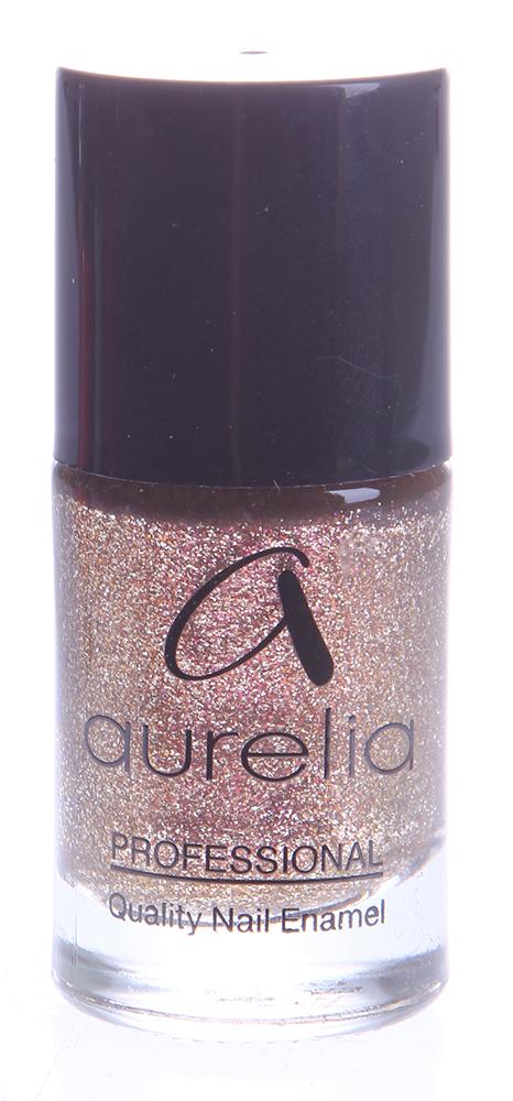 AURELIA 909 лак для ногтей / PROFESSIONAL 13млЛаки<br>Aurelia Professional &amp;mdash; лаки профессионального качества и эксклюзивных цветов на основе инновационных пигментов последнего поколения, часто обновляемые в соответствии с модными тенденциями сезона. Способ применения: Нанесите лак для ногтей, равномерно распределив по всей ногтевой пластине. Лак можно наносить на чистые ногти, но для более стойкого эффекта рекомендуется использовать базовое и верхнее покрытия.<br><br>Цвет: Желтые<br>Виды лака: С блестками