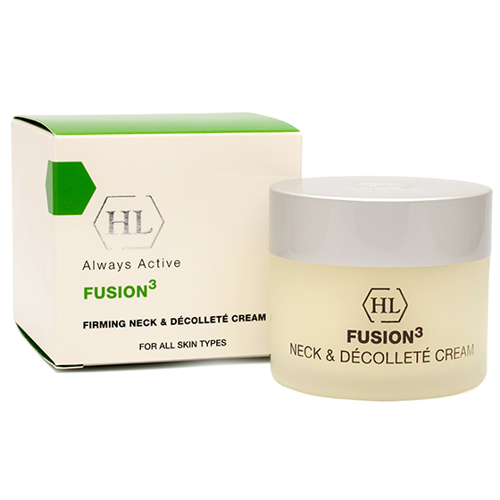 HOLY LAND ���� ��� ��� � �������� / Firming Neck & Decolette Cream FUSION 50��