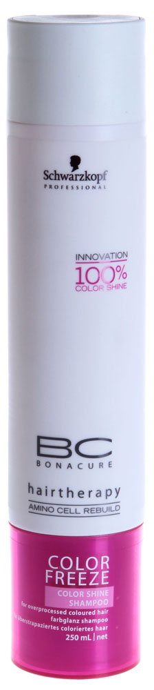 "SCHWARZKOPF PROFESSIONAL ������� ��� ���������� ����� ""������ ����� + �����"" / BC COLOR FREEZE 250��~"
