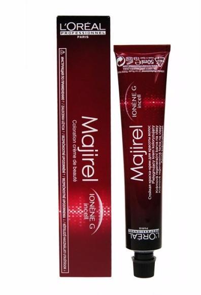LOREAL PROFESSIONNEL 4.55 краска для волос / МАЖИРЕЛЬ 50млКраски<br>4.55 средне-коричневый махагон 50 мл Крем-краска Мажирель от LOreal Professionnel придает волосам больше мягкости и блеска. Крем-краска сделает ваши волосы более шелковистыми и прекрасно справится с первыми признаками седин. Новая формула гарантирует высокое качество волоса и, как следствие, великолепный, ровный, стойкий, точный цвет. Система высокой стойкости (НТ) позволяет в 2 раза увеличить сопротивляемость волос вредному воздействию ультрафиолетового излучения и защищает цвет от вымывания. Система проявления цвета (Revel Color) отвечает за чистоту и насыщенность цвета.Защита здоровья волос между двумя окрашиваниями. Активные ингредиенты:&amp;nbsp; микрокатионный полимер Ионен G и инновационная молекула Incell, действующие на все три зоны строения волоса. Способ применения: крем-краска используется в соотношении: 1 тюбик 50 мл + 75 мл оксидента 6% для осветления до 2-х тонов. Для осветления на 3 тона используйте оксидент 9%. Нанесите смесь при помощи кисточки на сухие невымытые волосы, начиная с корней. Общее время выдержки 35 минут. Порядок нанесения смеси на длину и на кончики волос зависит от состояния цвета, оставшегося по длине и на кончиках: В случае, если цвет по длине и на кончиках мало изменился (оттенок остался практически первоначальным): нанесите смесь на длину и на кончики за 5 минут до истечения времени выдержки. В случае, если цвет по длине и на кончиках изменился средне (вымытый оттенок): нанесите смесь на длину за 20 минут до истечения времени выдержки.&amp;nbsp; В случае, если цвет по длине и на кончиках сильно изменился (оттенок потерян   на 1 тон светлее): немедленно распределите по длине.&amp;nbsp; &amp;nbsp;Тщательно эмульгируйте. Смойте. Используйте шампунь Оптимальный Пост Колор.<br><br>Цвет: Средне-коричневый<br>Объем: 50 мл<br>Пол: Женский