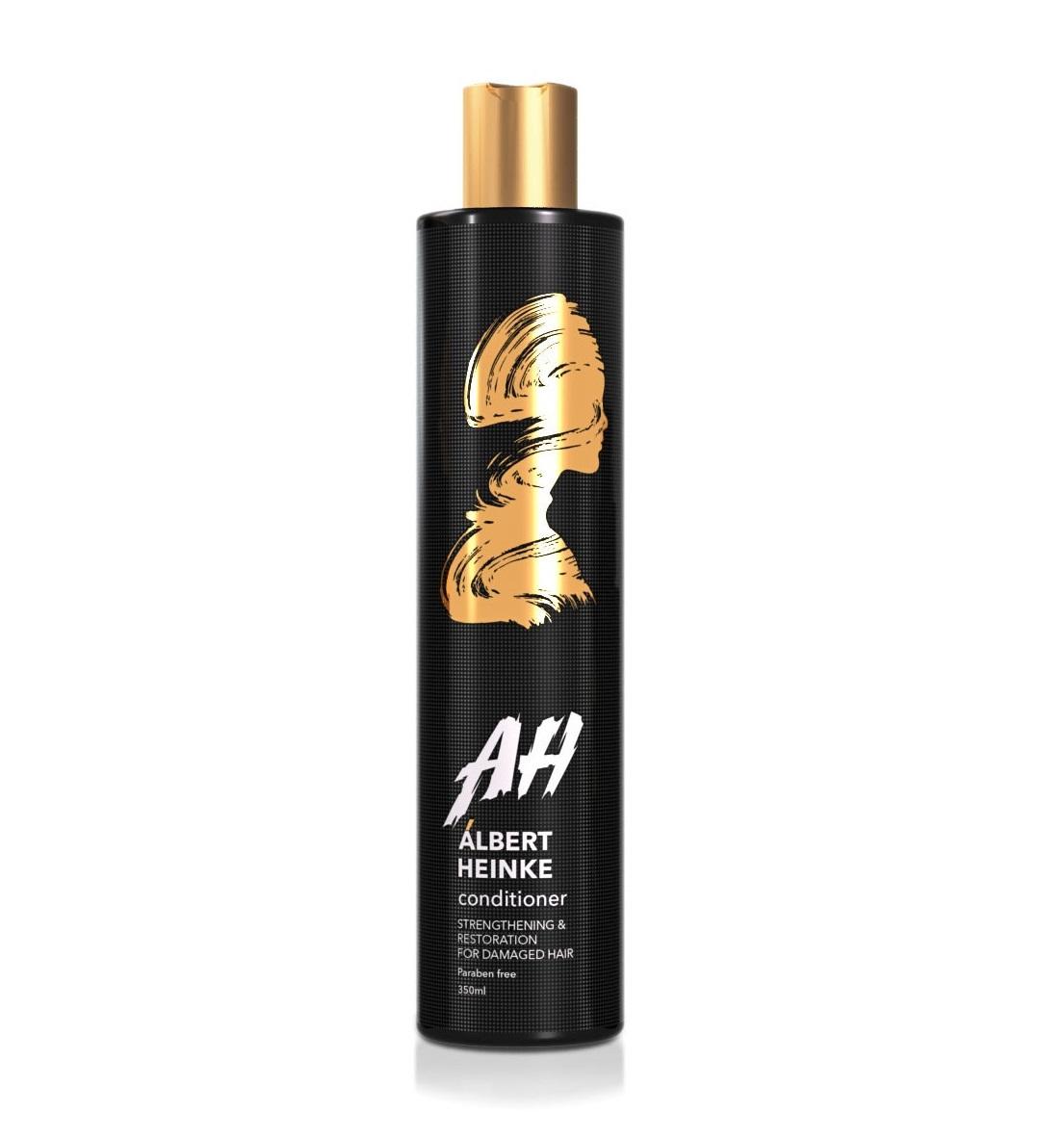 EGOMANIA Кондиционер для восстановления и укрепления поврежденных волос / ALBERT HEINKE 350 мл