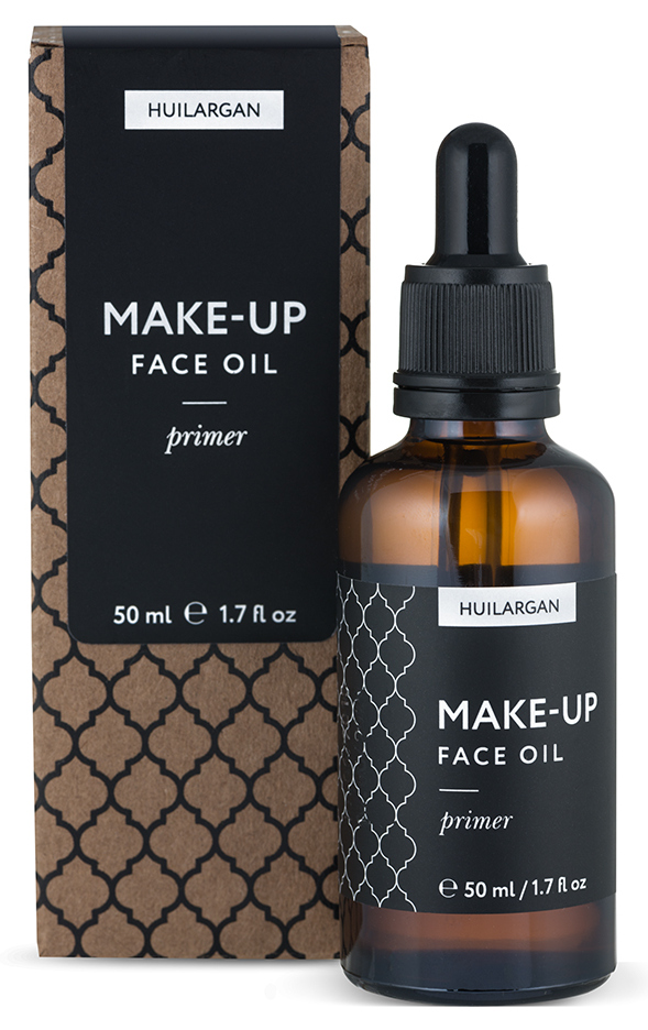 HUILARGAN Масло праймер под макияж / MAKE-UP FACE OIL PRIMER 50 мл - Масла
