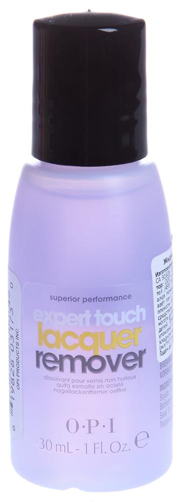 OPI Жидкость для снятия лака/ ExpertTouch 30мл