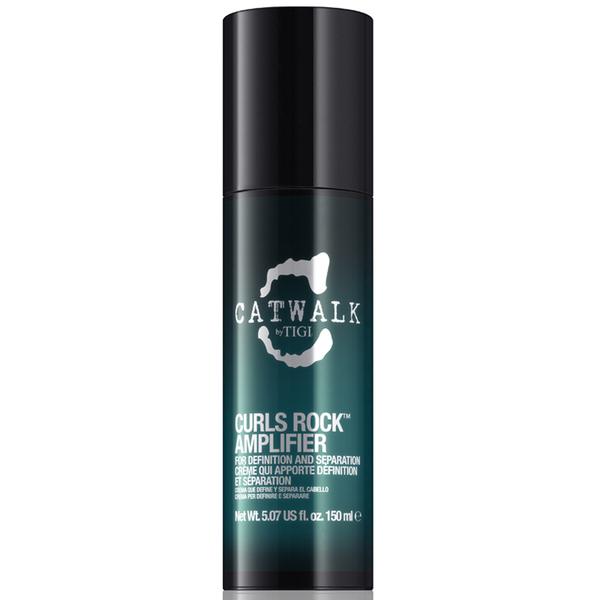 TIGI Крем дифинирующий для вьющихся волос / CATWALK Amplifier 150 мл