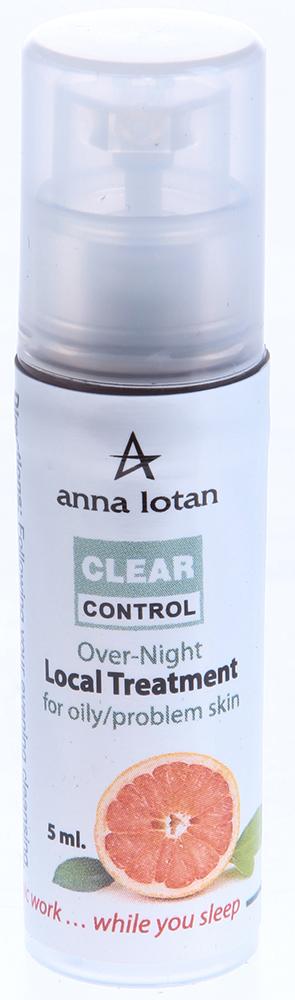 ANNA LOTAN ����-�������� ��� ������/���������� ���� / Clear Control PROFESSIONAL 5��