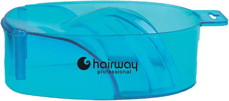 HAIRWAY Чаша для маникюраМаникюр-инструменты<br>Чаша маникюрная, пластик.<br>
