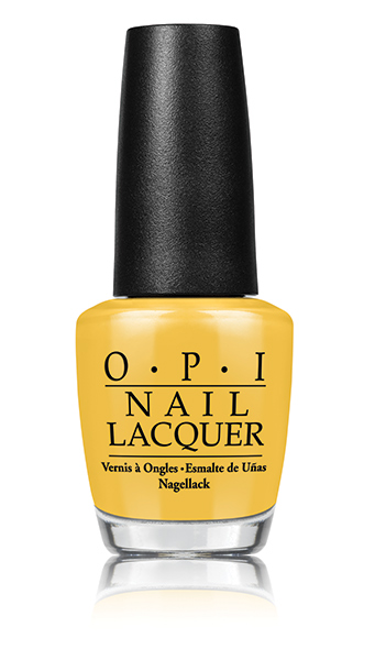 OPI Лак для ногтей Never A Dulles Moment / Washington DC 15млЛаки<br>Цвет карри, плотный глянец<br><br>Цвет: Желтые<br>Виды лака: Глянцевые
