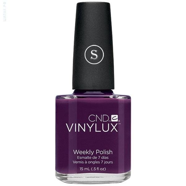 CND 141 лак недельный для ногтей Rock Royalty / VINYLUX 15мл cnd 154 лак недельный для ногтей tropix vinylux 15мл