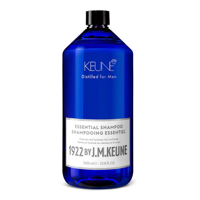Купить KEUNE Шампунь универсальный для волос и тела / 1922 CARE PRODUCTS 1000 мл