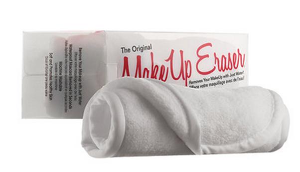 MAKEUP ERASER Материя умная для снятия макияжа, белая умная материя для снятия макияжа розовая makeup eraser