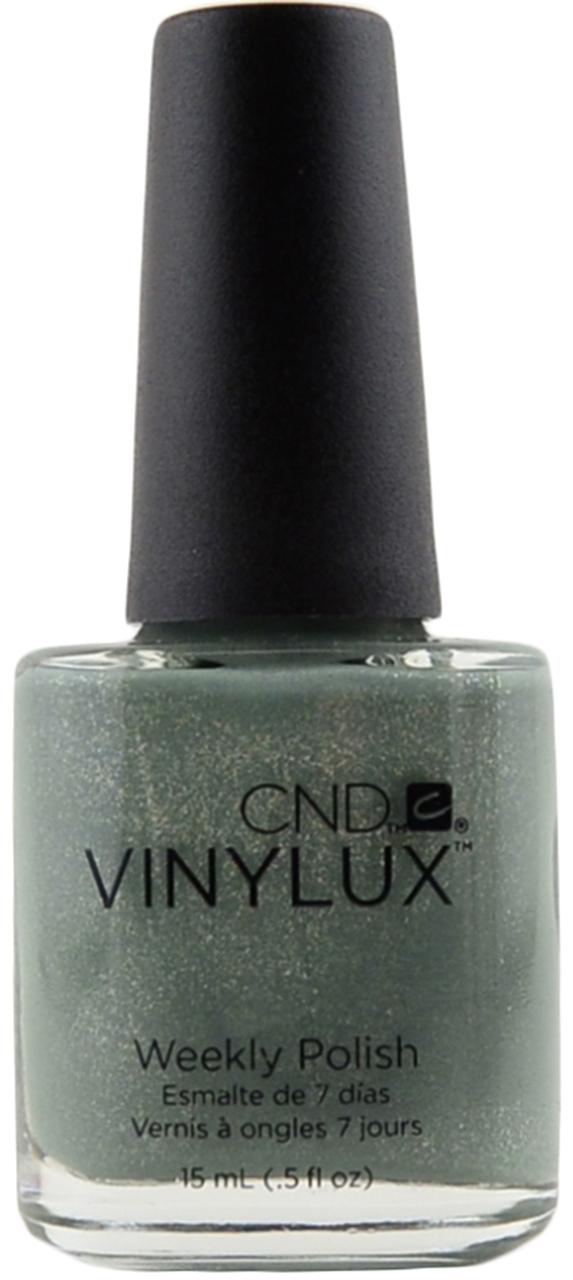 CND 186 лак недельный для ногтей Wild Moss / VINYLUX 15мл