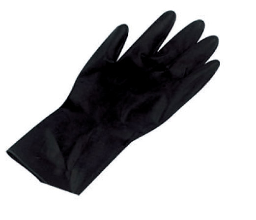 SIBEL Перчатки одноразовые латекс (черные) / Sibel, 20шт/уп от Галерея Косметики