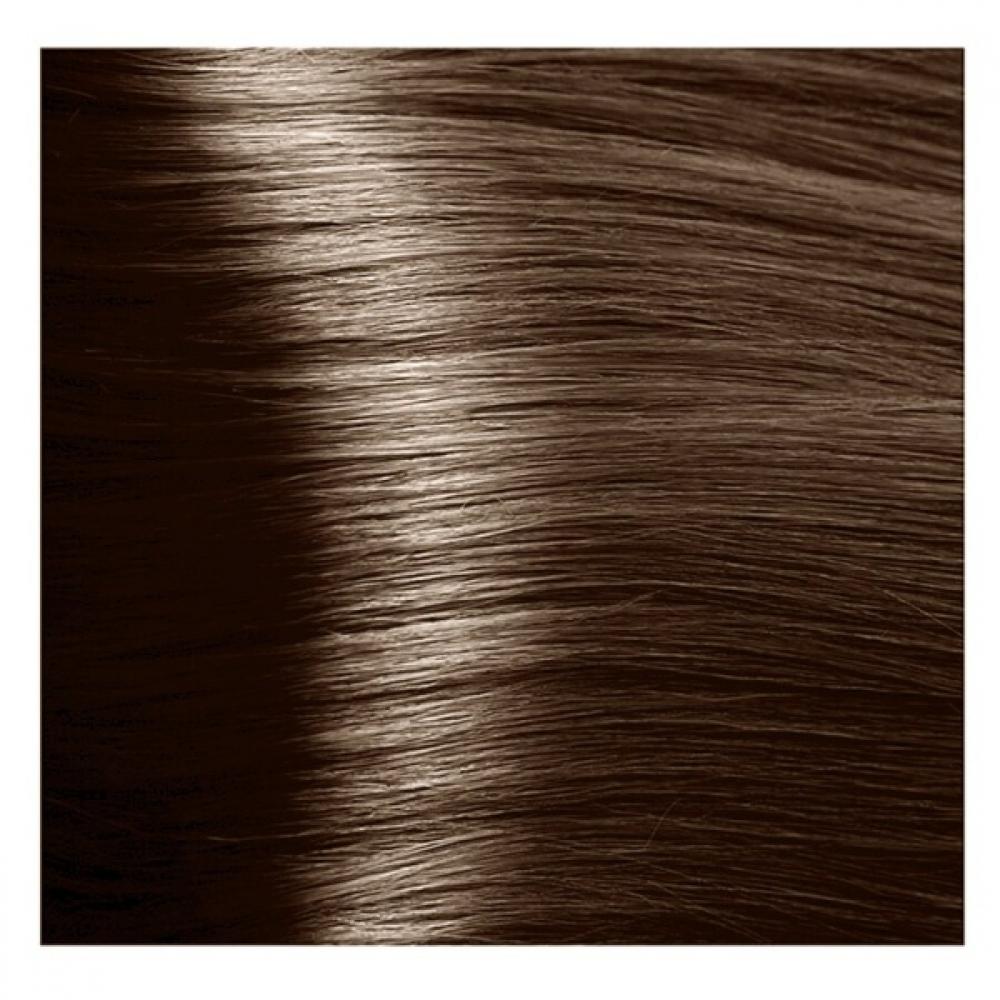 KAPOUS NA 6.0 краска для волос, насыщенный темный блонд / Magic Keratin 100 мл
