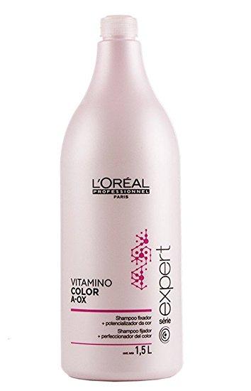 LOREAL PROFESSIONNEL Шампунь для окрашенных волос / Vitamino Color AOX 1500 мл