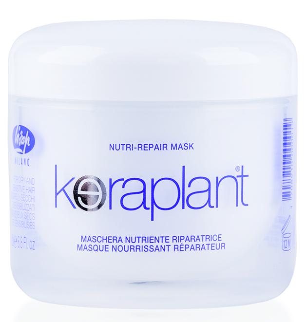 LISAP MILANO Маска питательная и восстанавливающая для сухих и поврежденных волос / KERAPLANT 200мл