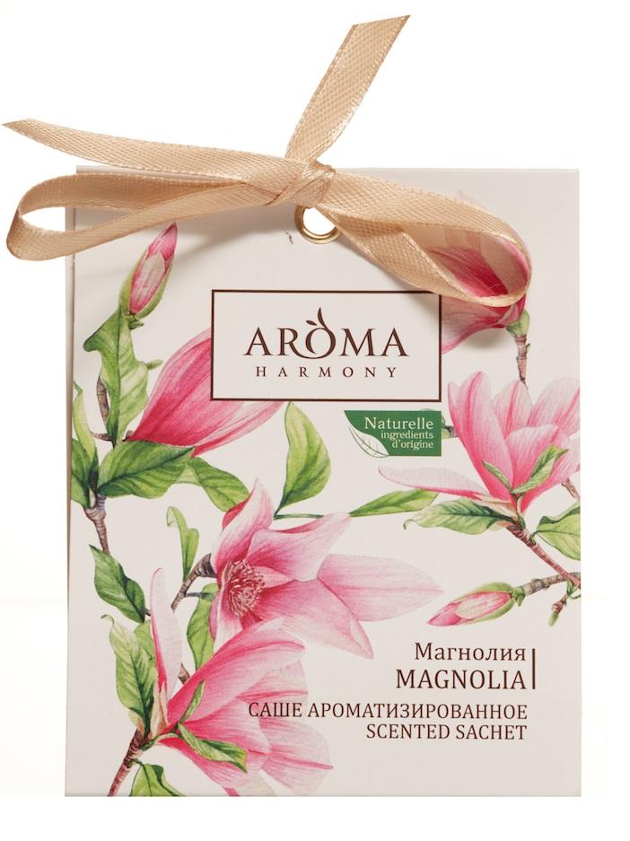 Купить AROMA HARMONY Саше ароматизированное Магнолия 10 г