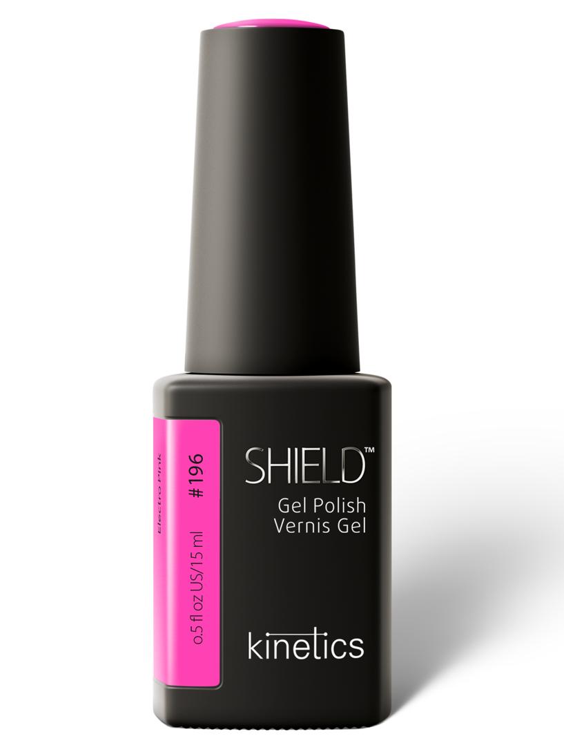 KINETICS 196N гель-лак для ногтей / SHIELD 15 мл