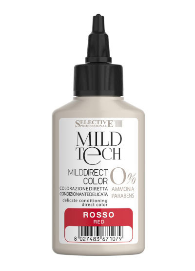 SELECTIVE PROFESSIONAL ��������� ������� ����������� ������� / MILD DIRECT COLOR ROSSO 200��~