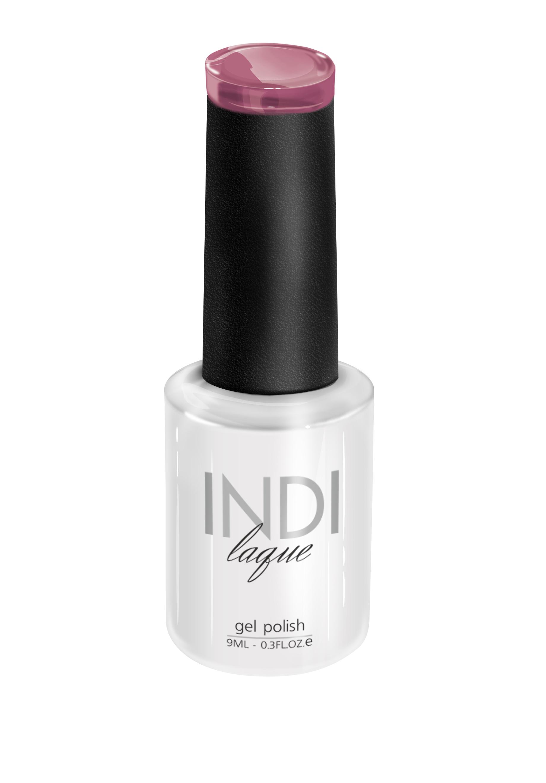 RuNail 3093 гель-лак классический для ногтей / INDI laque 9 мл