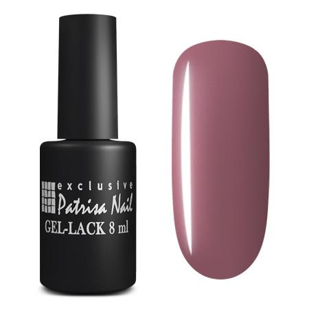 Купить PATRISA NAIL 181 гель-лак для ногтей, глубокие темные оттенки / Axios Gel 8 мл
