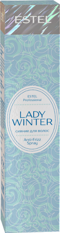 ESTEL PROFESSIONAL �����-������ ��� ����� / Estel Lady Winter Anti-Frizz Spray 100 ��.