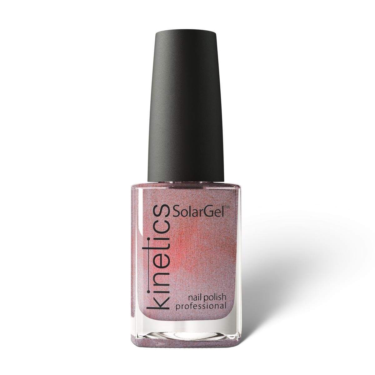 KINETICS 438 лак профессиональный для ногтей / SolarGel Polish Whisper 15 мл фото