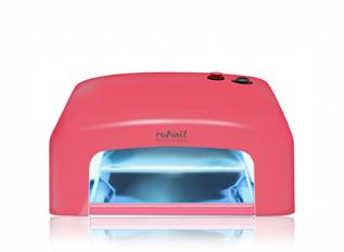 RuNail Прибор ультрафиолетового излучения 36 Вт GL-515