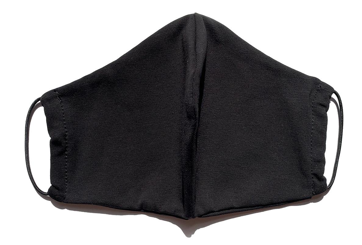 FACE GUARD Маска защитная многоразовая с карманом для фильтра, черная 1 шт