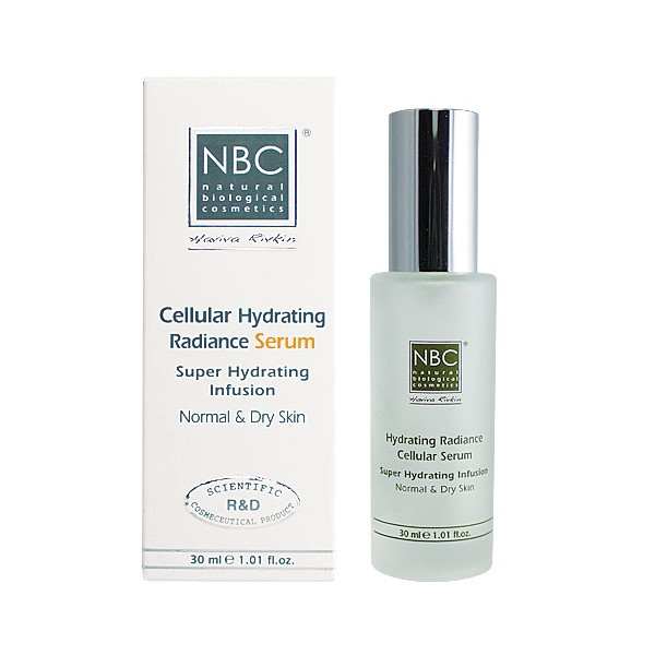 NBC Haviva Rivkin Сыворотка увлажняющая / Cellular Hydrating Radiance Serum 30мл