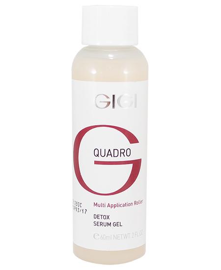 GIGI Сыворотка детоксицирующая / QMA Roller Detox Serum Gel 60 мл от Галерея Косметики