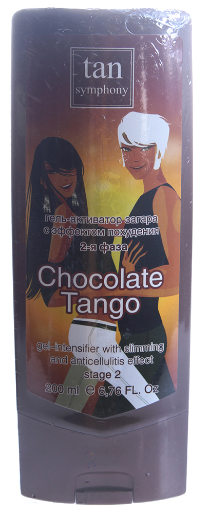 TAN SYMPHONY ����-��������� ������ Chokolate Tango 2-� ���� 200��