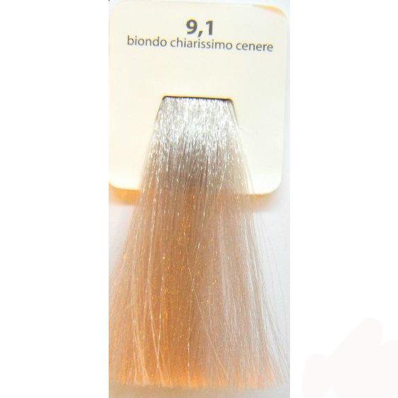 KAARAL 9.1 краска для волос / Sense COLOURS 100мл