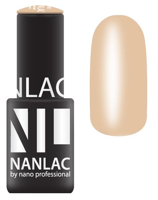 Купить NANO PROFESSIONAL 2105 гель-лак для ногтей, целомудренная Фрейя / NANLAC 6 мл