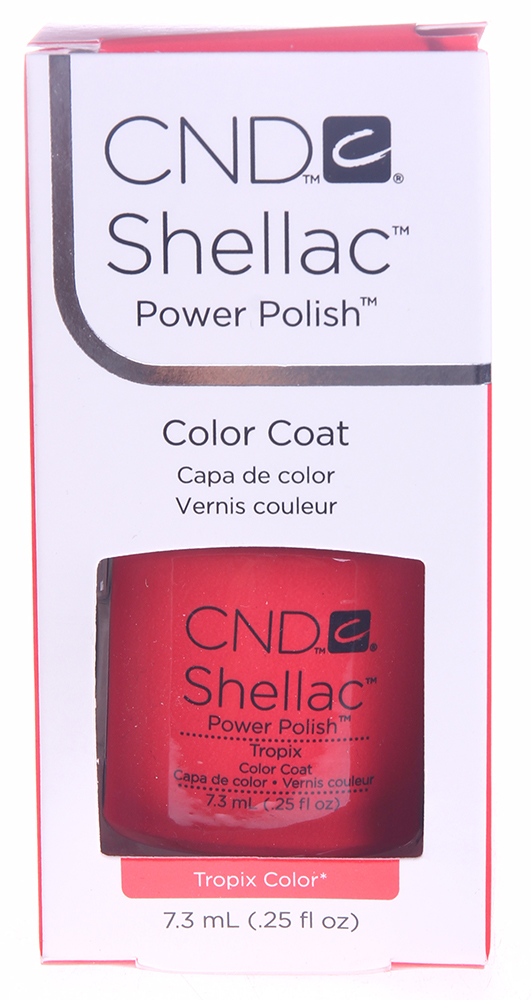 "CND 005 �������� ������� ""Tropix"" / SHELLAC 7,3��"