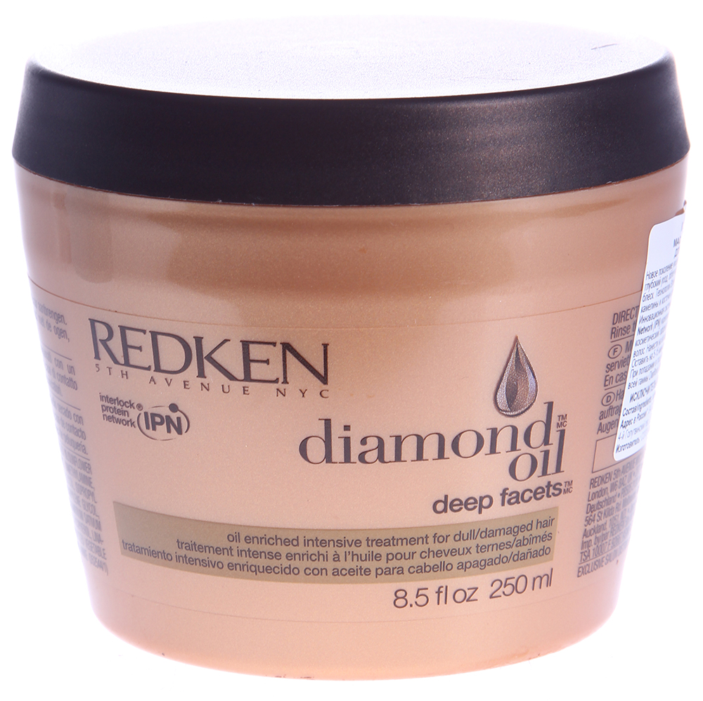 REDKEN ����� ��� ������ � ���� ����� / DIAMOND OIL 250��