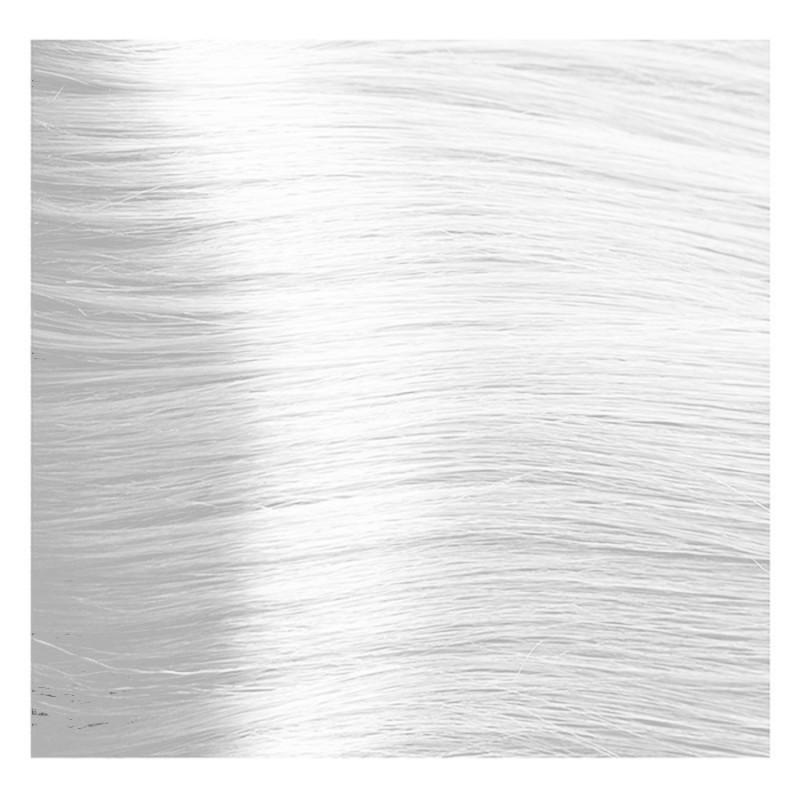 KAPOUS 1000 крем-краска для волос (усилитель беспигментный) / Hyaluronic acid 100мл краска для волос kapous professional hyaluronic acid hair color серебро