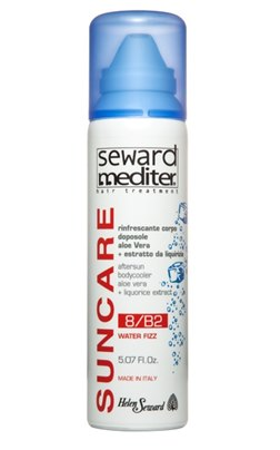 HELEN SEWARD Пена термальная охлаждающая 8B2 / SUNCARE 8 150млПенки<br>Наполняет витаминами волосы, мощный антиоксидант, усиливает синтез коллагена. Ухаживает за кожей во время и после инсоляции, предупреждает старение кожи. Тонизирует и увлажняет кожу. Уменьшает проявления гиперемии кожи. Активные ингредиенты: ценное масло черники, масло ростков пшеницы (омега-3),экстракт грецкого ореха (омега-3), масло семян подсолнечника (омега-6).<br>